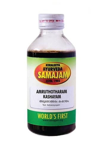 Amruthotharam Kashayam