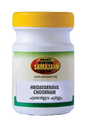 Hridayarnava Choornam