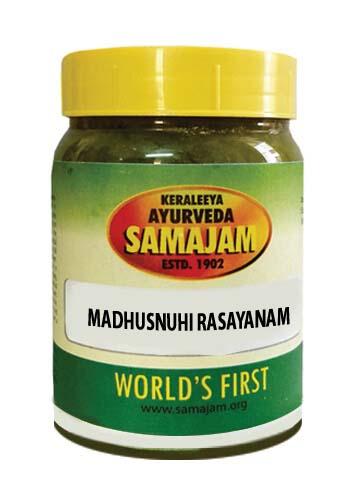 MADHUSNUHI RASAYANAM (BIG)