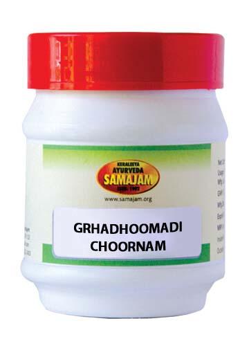 GRHADHOOMADI CHOORNAM
