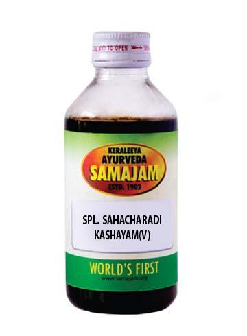 SPL. SAHACHARADI KASHAYAM(V)