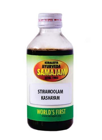 STIRAMOOLAM KASHAYAM