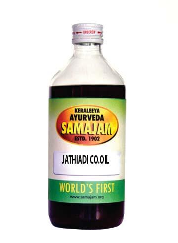 JATHIADI CO. OIL