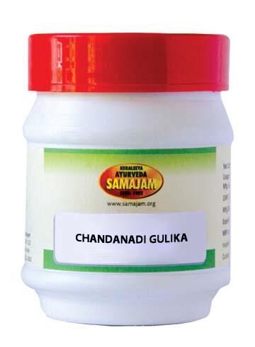 CHANDANADI GULIKA